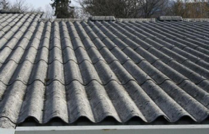 Traitement des toitures ad quat habitat haute savoie - Fibro ciment toiture ...